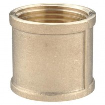 15mm Brass Female Socket