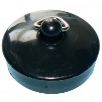 "Basin 1 1/2"" Black Plug Only"
