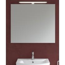 800mm x 700mm Mirror & Nayra Light