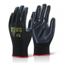 Nitrile Coated Glove M (Pair)