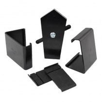 Roof Tile Edge / Gable Trim Accessory Pack (1Apex + 2 Joiners)