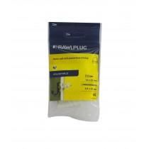 Rawl Trade Nylon Self Drill Plasterboard Fixing (6pcs)