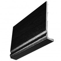Ogee Fascia 175x10mm 5m Black