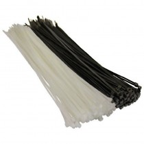 Natural Cable Ties 250 X 4.8
