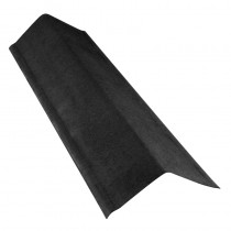 Onduline Black Ridge 0.9mtr Long (0.775mt Cover Length)