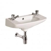 Strata 520 Cloakroom Basin 2TH