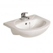 Strata 500 Semi Recessed Basin 1TH