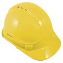 JSP Safety Helmet Yellow