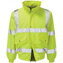 High Vis Jacket L Yellow