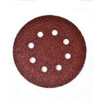 Velcro Discs 125mm Assorted (5)