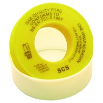 PTFE Gas Tape Yellow