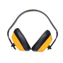 Portwest PW40 Classic Ear Muffs EN352 Yellow