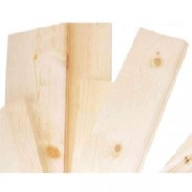 Whitewood Pine Board 1750 295 18mm
