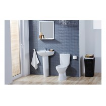 President 5 Piece Suite (bowl, cistern, seat, basin and pedestal)