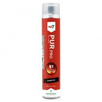 Pur7 Plus Expanding Foam Gun Grade B1 Fire Rated 750ml