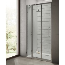 Revive8 1100 Hinged Door Single Infill Panel - Adjustment 1040 - 1100mm