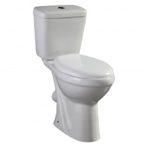 Tara High Level Comfort Pack (Pan + Cistern + S/C Seat)