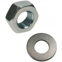 Rawl Trade Nut & Washer M16 (6pcs)