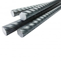 Rebar Reinforced Steel Bar 16mmx6m (9.43Kg Per Bar)