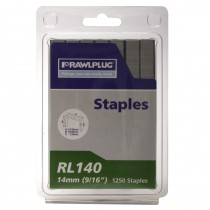 RL140-14mm Staples (1250)