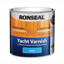 Ronseal Yacht Varnish  Satin 1L