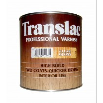Translac Pro Varnish 5L Clear Gloss