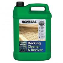 Ronseal  Deck Cleaner + Reviver 5L