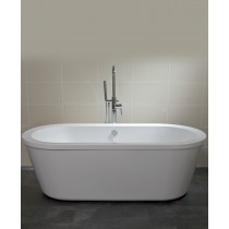 Gresham 1700x800x600mm Freestanding Bath