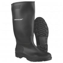 Soft Toe Wellington Boots Size 8