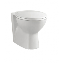 Strata Back to Wall Toilet and Seat