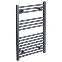 Straight Radiator 800x500 Anthracite