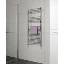 SONAS1200 x 500 Straight Towel Rail - Chrome