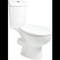 Strata Close Coupled Corner Toilet and Seat