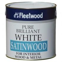 Satinwood (Oil BSD) Brilliant White 2.5L