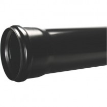 Soil Pipe 110mm 4m Grey