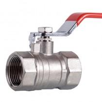 "Lever Ball valve 3/8""FxF"