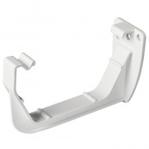 Square Fascia Bracket White