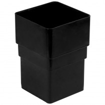 Square Socket Black