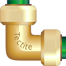 Tectite Elbow 3/4""