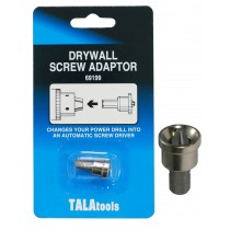 Drywall Screw Adaptor 25mm