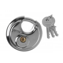 Tessi Stainless Steel Discus Lock 70mm