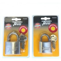 Tessi Padlock Stainless Steel 50mm
