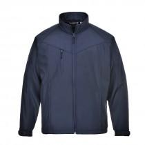 Portwest Navy Softshell Jacket (2L) Large