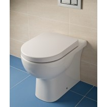 Tonique Back to Wall Toilet & Soft Close Seat
