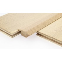 Trojan Solid Wood T-Section 14mm 1m (Oak)