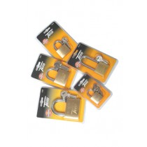 Tessi Solid Brass Padlock 50mm