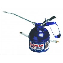 Faithfull Oil Can 500ml Lever Type