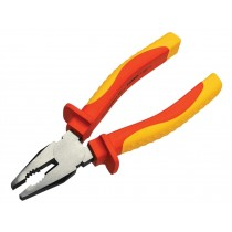 Faithfull VDE Combination Plier 7In