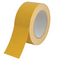 Faithfull Double Sided Tape Heavy Duty  50MM X 25M