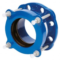 200mm Ductile Iron Flange Adaptor NP16